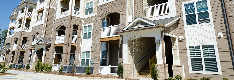 flooring for multifamily dwellings